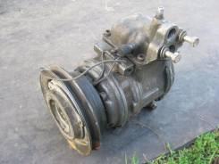 Компрессор кондиционера. Mitsubishi Pajero Двигатель 4D56