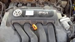 Двигатель в сборе. Volkswagen Passat Двигатели: BLR, BVX, BVY