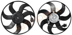 Диффузор радиатора VOLKSWAGEN POLO SEDAN 10-/AUDI A1 10-/SEAT IBIZA 08-/SKODA FABIA/ROOMSTER 10- SAT ST-VWP6-201-0
