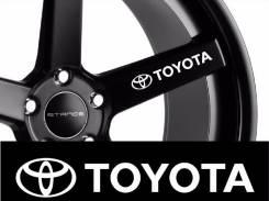 Наклейка. Toyota