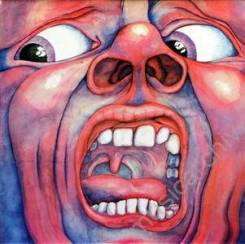 "Винил группа "" King Crimson "" : альбом "" In The Court Of The Crim """