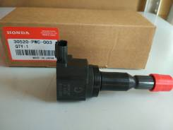 Катушка зажигания. Honda: Jazz, Fit Aria, Mobilio Spike, City, Mobilio, Airwave, Fit Двигатели: L13A5, L12A4, L15A1, L13A2, L12A3, L13A1, L12A1, L13A6...