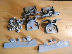 Крепление боковой двери. Renault Logan, LS0H, LS1Y, LS0G/LS12 Двигатели: K7M, K4M, K7J