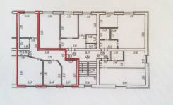 3-комнатная, ул. Строительная, 20. частное лицо, 56 кв.м.