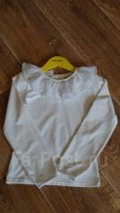 Блузки школьные. Рост: 122-128 см