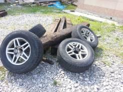 Продам шины 275/65 R17 на литых дисках. x17 5x150.00 ET45