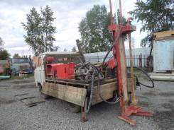 УАЗ 33303. Продается Буровая установка на базе УАЗ, 2 700 куб. см., 1 500 кг.