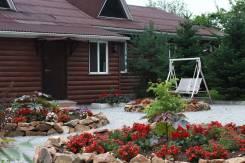 Продам уютный Дом-усадьбу с озером в отличном месте!. Улица Некрасова 16, р-н 3-ц, площадь дома 260 кв.м., централизованный водопровод, электричество...