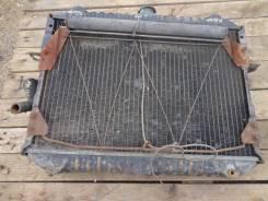 Радиатор охлаждения двигателя. Nissan Vanette, KEC120 Двигатель LD20T
