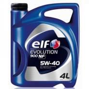 Elf Evolution. Вязкость 5W40, синтетическое