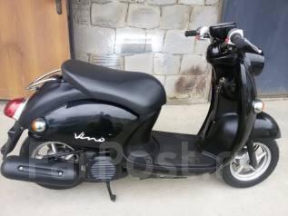 Yamaha Vino 50. 49 куб. см., исправен, без птс, без пробега. Под заказ
