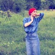 Платья джинсовые. 42