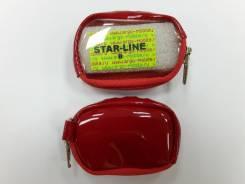 Чехол для брелка. Акв. ЦВ. Кожа. Star Line B6/9, А61/91