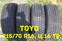 Toyo Winter Tranpath S1. Зимние, без шипов, 2009 год, износ: 20%, 4 шт