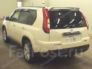 Губа. Nissan X-Trail, DNT31, NT31, T31, T31R, TNT31