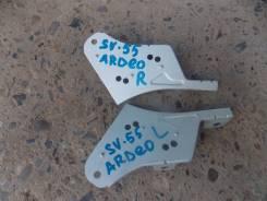 Крепление автомагнитолы. Toyota Vista Ardeo, SV55, SV55G