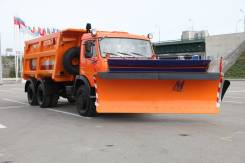 Камаз. КДМ Комбинированная дорожная машина на , 11 987 куб. см.
