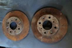 Диск тормозной. Honda Civic Двигатели: D14A4, D15B, D14A5, D14A2, D14A3, D14A1, D14A6, D13B, D14A7