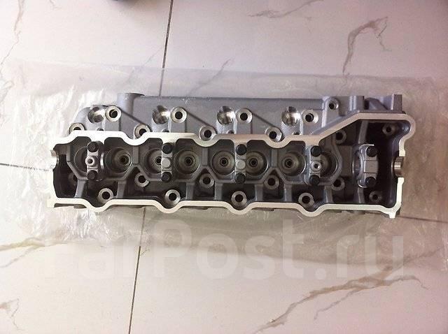 Головка блока цилиндров. Mitsubishi: L200, L300, Pajero, Delica, Montero Двигатель 4M40. Под заказ