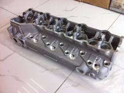 Головка блока цилиндров. Mitsubishi: L200, L300, Delica, Pajero, Montero Двигатель 4M40. Под заказ