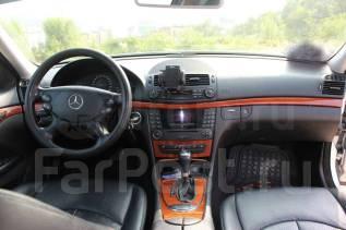 Mercedes-Benz E-Class. автомат, задний, 1.8 (184 л.с.), бензин, 165 500 тыс. км