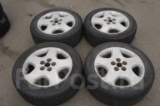 Продам комплект колес, возможна отправка. 7.5x17 5x114.30 ET35 ЦО 65,0мм.