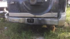 Бампер. Mitsubishi Pajero, V44WG, V44W Двигатель 4D56