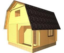 Дом-баня «Пантюков» теперь доступен в кредит, 3 828 руб. /мес.