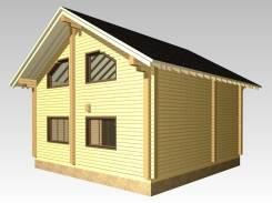 Дом-баня «Француз» теперь доступен в кредит, 16 820 руб. /мес.