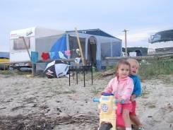 Camper. Продам camper прицеп в Хабаровске