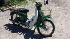 Suzuki Birdie. исправен, без птс, без пробега