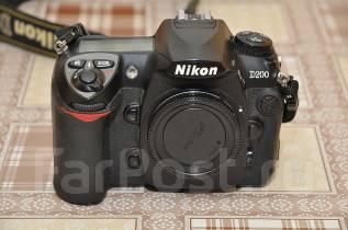 Nikon D200 Body. 10 - 14.9 Мп, зум: 14х и более