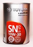 Toyota. Вязкость 10W-30, минеральное