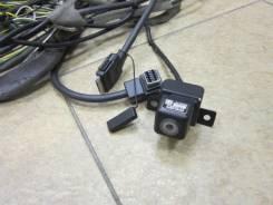 Камера заднего вида. Nissan Tiida, C11 Двигатели: HR16DE, HR15DE, MR18DE