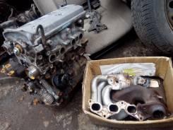 Двигатель в сборе. Toyota Tercel Toyota Starlet Двигатель 4EFE