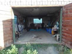 Гаражи капитальные. улица Ремзаводская 5, р-н 35-я школа, 50 кв.м., электричество, подвал. Вид изнутри