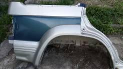 Расширитель крыла. Mitsubishi Pajero. Под заказ
