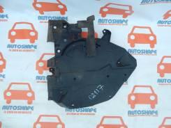 Защита топливного бака Subaru Forester, левая