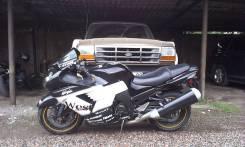 Kawasaki Ninja ZX-14. 1 400 куб. см., исправен, птс, с пробегом