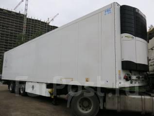 Schmitz. Рефрижератор SKO24 двухярусный 2008г. Carrier Vector 1850., 30 000 кг.