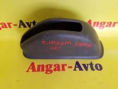 Кожух ручки ручника. Toyota Ipsum, SXM10 Двигатель 3SFE