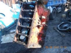 Блок цилиндров. Isuzu Giga Двигатель 10PD1
