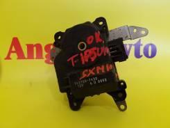 Сервопривод заслонок печки. Toyota Ipsum, SXM10 Двигатель 3SFE