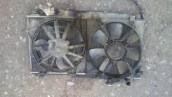 Вентилятор охлаждения радиатора. Kia Spectra