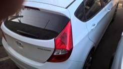 Дверь багажника. Hyundai Solaris