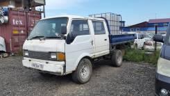 Mazda Bongo. Мазда Бонго, 2 200 куб. см., 1 000 кг.
