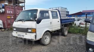 Mazda Bongo. Мазда Бонго, 2 200куб. см., 1 000кг.