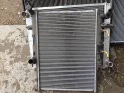 Радиатор охлаждения двигателя. Mazda Bongo Brawny Mazda Titan