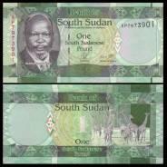 Фунт Суданский.