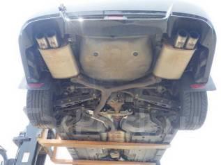 Выхлопная система. Subaru Impreza WRX STI
